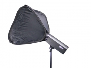 Easy softbox 80x80cm Bowens